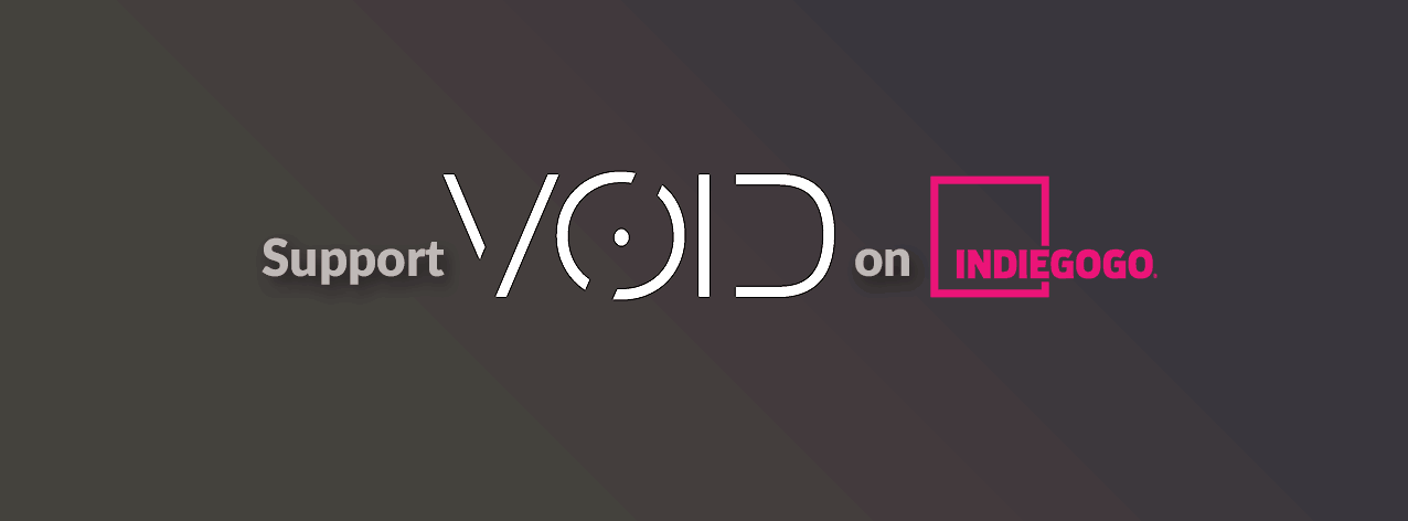 VOID One Shot sent for Indiegogo backers