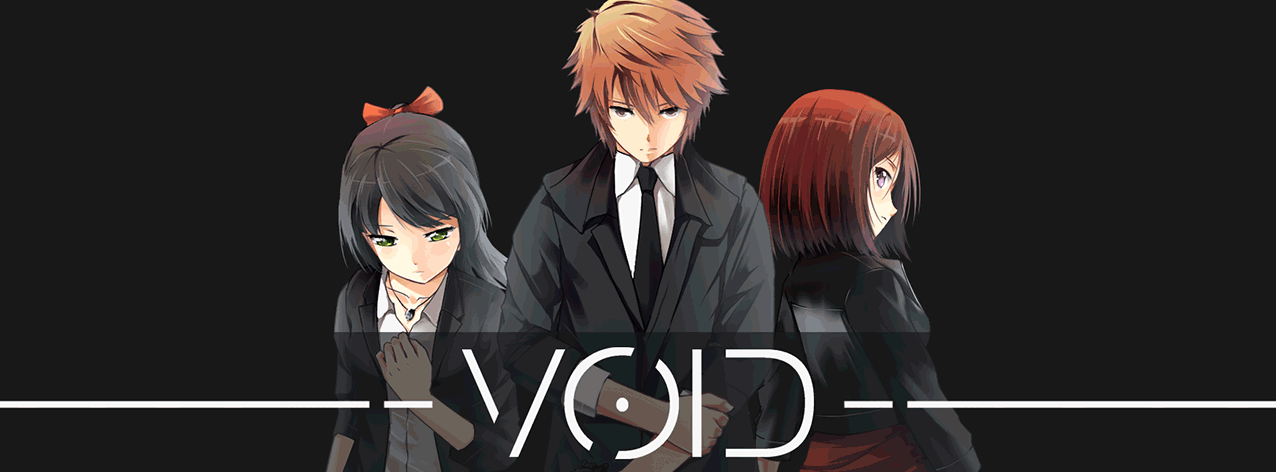 VOID: One Shot Visual Novel Debut by Indie Game Circle Vifth Floor