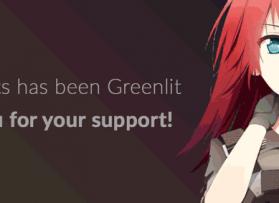 Just Deserts has been Greenlit!
