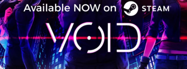 VOID is released on Steam!
